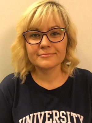 Żaneta Kubińska- j. angielski